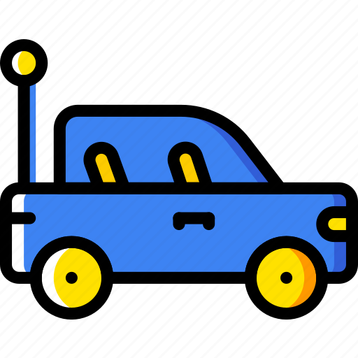 baby, car, child, kid, toy icon