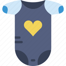 baby, bodywear, child, kid, toy icon
