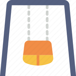 baby, child, kid, swing, toy icon