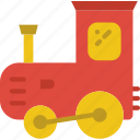 baby, train, toy, child, kid