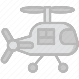 baby, child, helicopter, kid, toy icon