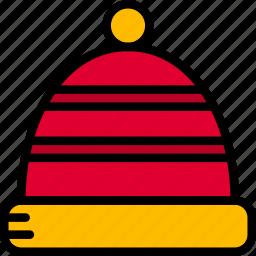 baby, cap, child, kid, toy, winter icon