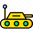 baby, child, kid, tank, toy icon