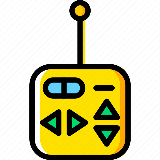 baby, child, controller, kid, toy icon