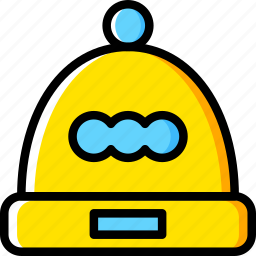 baby, cap, child, kid, toy, winter icon