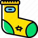 baby, child, kid, sock, toy