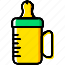 baby, child, cup, feeding, kid, toy icon
