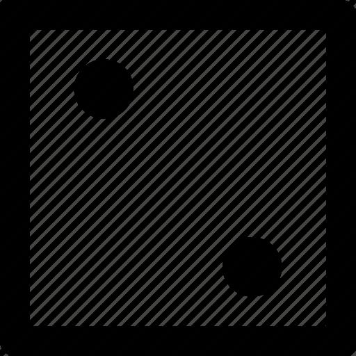 card, casino, gamble, play, two icon