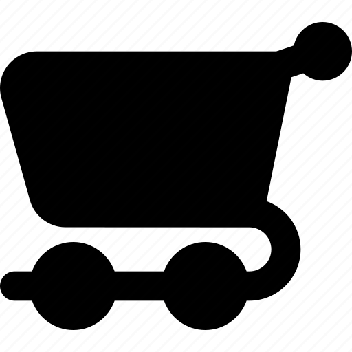 cart, delivery, empty, shipping, transport icon