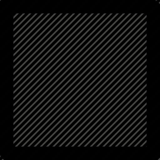 design, graphic, rectangle, tool icon