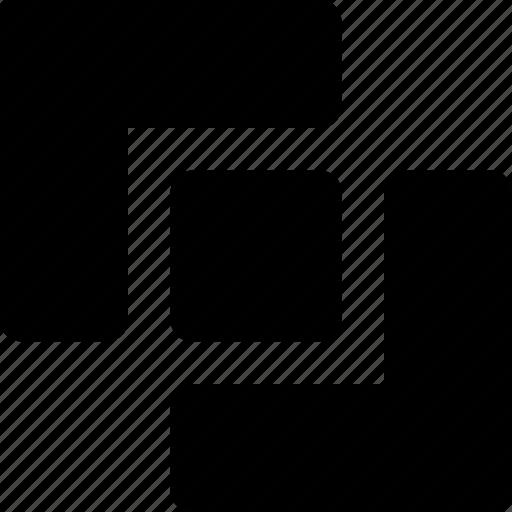 design, divide, graphic, tool icon