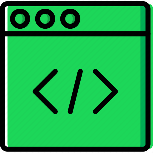 browser, code, coding, development, programming icon