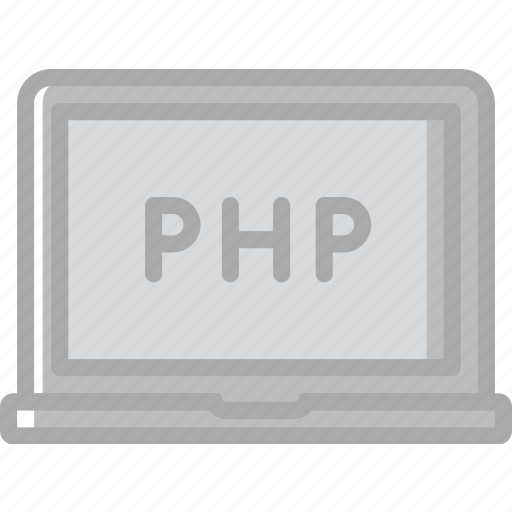 code, coding, course, development, php, programming icon