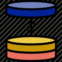 center, code, coding, development, elements, programming icon