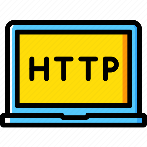 code, coding, course, development, http, programming icon