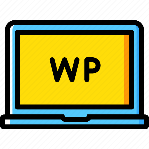 code, coding, course, development, programming, wordpress icon