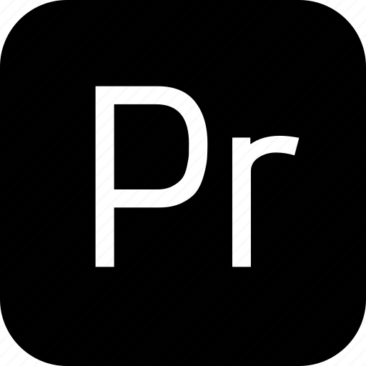 adobe, document, extension, file, format, premiere, pro icon