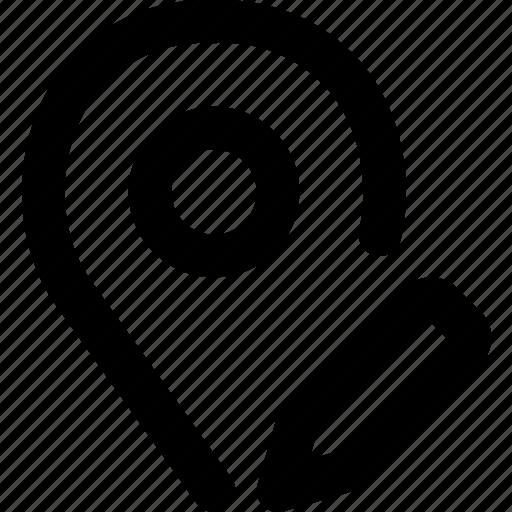 communication, edit, interaction, interface, location icon