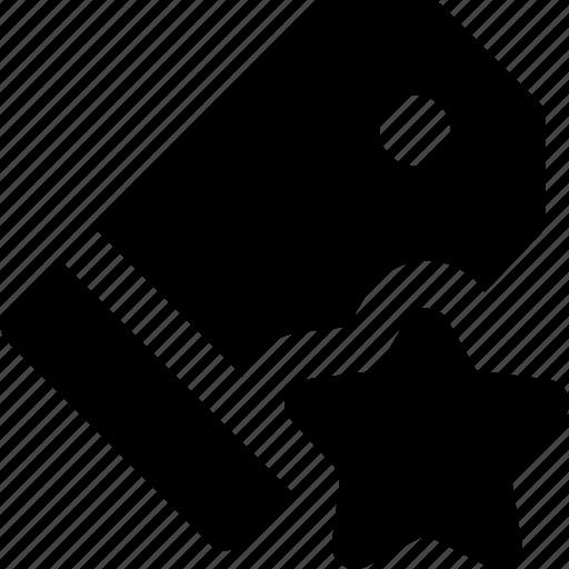 communication, folder, interaction, interface, pricetag icon