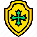 antique, old, medieval, shield