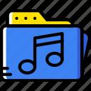 sound, folder, audio, music, play