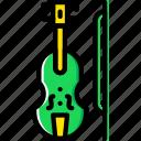 sound, violin, play, audio, music