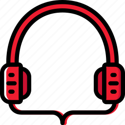 audio, headphones, music, play, sound icon