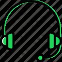 audio, headphones, music, play, sound