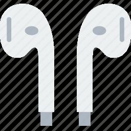 audio, headphones, iphone, music, play, sound icon