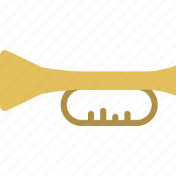 audio, music, play, sound, trumpet icon