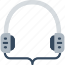 audio, headphones, music, play, sound icon