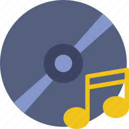 audio, cd, music, play, sound icon
