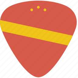 audio, feather, guitar, music, play, sound icon