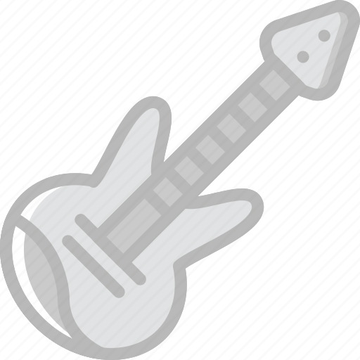 audio, electric, guitar, music, play, sound icon