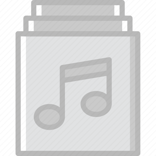 albums, audio, music, play, sound icon