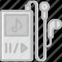 audio, music, play, player, sound