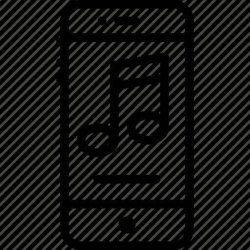 audio, phone, play, player, sound icon