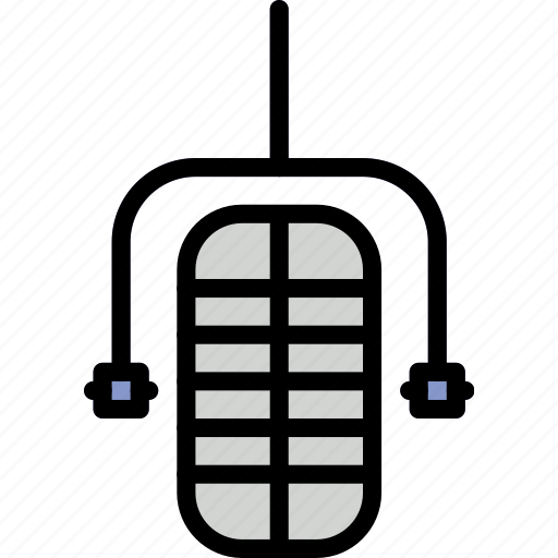 audio, microphone, music, play, sound icon
