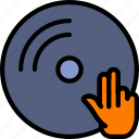 audio, dj, mixing, music, play, sound icon