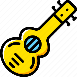 audio, guitar, music, play, sound icon