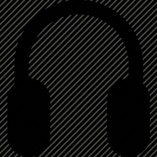 audio, headphones, music, play, sound, studio icon