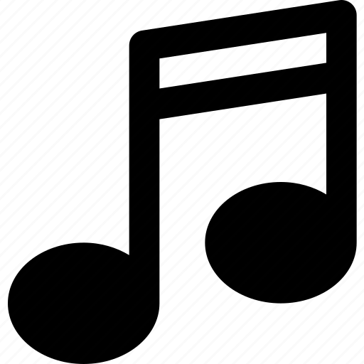 audio, music, musical, note, play, re, sound icon