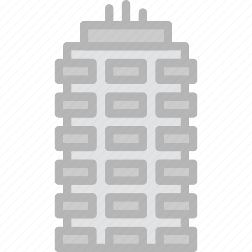 appartment, building, complex, estate, house, property, real icon