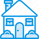 building, estate, house, property, real