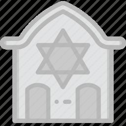 church, judaic, pray, religion icon