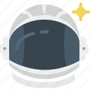 astronaut, helmet, nasa, space, spaceship, suit icon