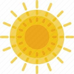 big, galaxy, hot, light, space, star, sun icon