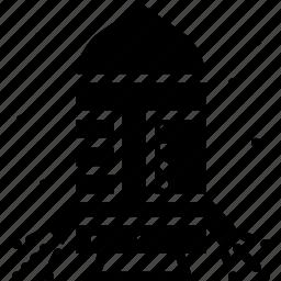 escape, landing, module, nasa, pod, solid, space icon