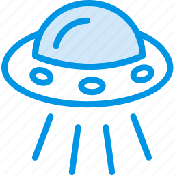 aliens, kidnap, saucer, space, ufo, webby icon