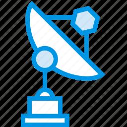 alien, dish, radio, search, seti, telescope, webby icon